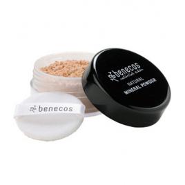 Benecos Poudre libre minérale poussière d'étoiles (medium beige) 10g Benecos