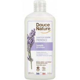 Douce Nature Shampoing Douche Provence Lavande de la Drôme 250 ml Douce Nature