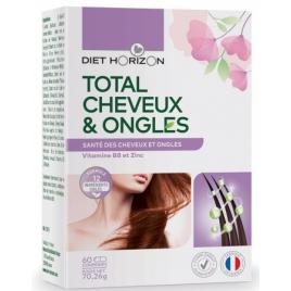 Diet Horizon Total Cheveux et Ongles 60 comprimés Diet Horizon