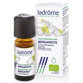 Ladrome Bergamote Bio huile essentielle 10ml Ladrome