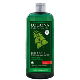 Logona Shampooing brillance à l'ortie 500ml Logona