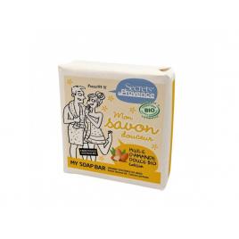 Secrets De Provence Mon savon douceur huile d'amande douce Parfum Calisson 100g