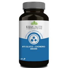 Equi - Nutri Gluco Chondro 60 gélules végétales Equi - Nutri