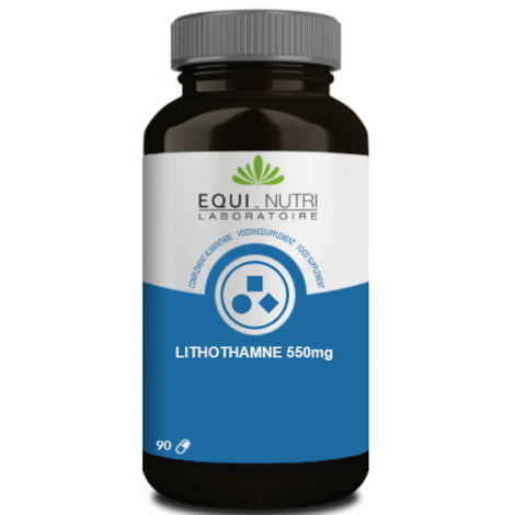 Equi - Nutri Lithothamne 90 gélules végétales Equi - Nutri