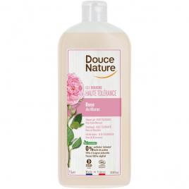 Douce Nature Douche haute tolérance Rose du Maroc 1L Douce Nature