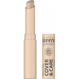 Lavera Cover and care stick Ivory Ivoire 01 1.7gr maquillage bio Onaturel