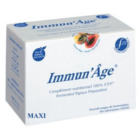 Immun'Âge Maxi 60 sachets de 3g Osato Osato