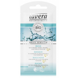 Lavera Masque Jojoba Aloe vera Q10 BASIS 10ml Lavera