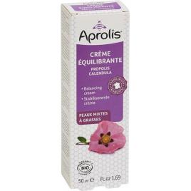 Aprolis Crème équilibrante Propolis Calendula BIO 50 ml Aprolis