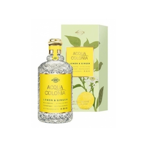4711 Acqua Colonia Citron et Gingembre