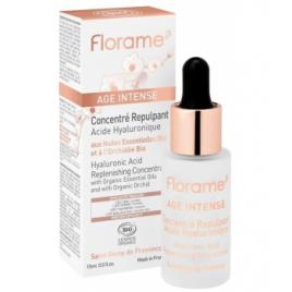 Florame Age intense Concentré repulpant acide hyaluronique 15ml Florame