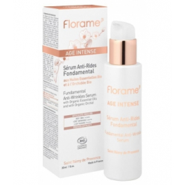 Florame Age intense Sérum anti rides fondamental 30ml Onaturel