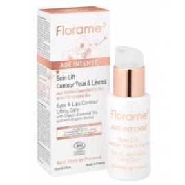 Florame Age intense Soin lift contour yeux et lèvres 15ml Onaturel