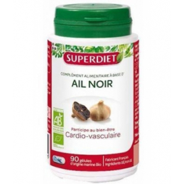 Super Diet Ail noir bio 90 capsules Onaturel