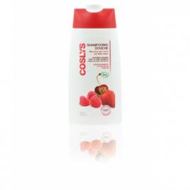 Coslys Shampoing douche Vitaminé aux Fruits Rouges 250ml Coslys Shampooings Bio et Soins capillaires Onaturel.fr