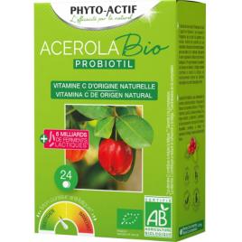 Phyto-Actif Acérola Probiotil à partir de 6 ans Phyto-Actif