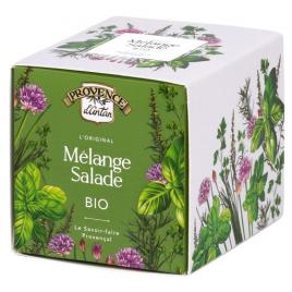 Provence D Antan Mélange Salade bio recharge carton 26 g Provence D Antan