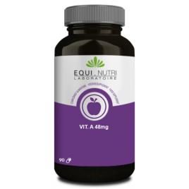 Equi - Nutri Vitamine A beta carotene naturel 90 gelules Onaturel