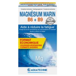 Magnesium Marin B6 Biotechnie 100 gélules Biotechnie
