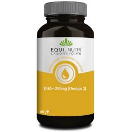Equi Nui DHA Plus 250mg Omega 3  60 capsules Equi - Nutri