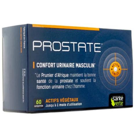 Santé Verte Prostate Confort urinaire 60 comprimés sante verte