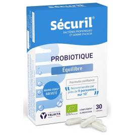 Yalacta Sécuril Probionibacterium freudenreichii 30 gélules Yalacta