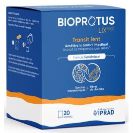 Laboratoire Carrare Bioprotus Lix7000 20 sachets Carrare