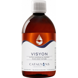 VISYON Oligo éléments Catalyons 500 ml Catalyons Onaturel