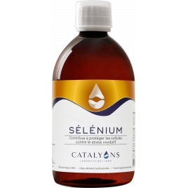 Oligo élément SELENIUM Catalyons 500 ml Catalyons