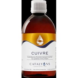 Oligo élément CUIVRE Catalyons 500 ml Catalyons