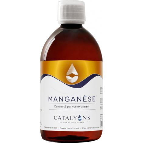 Oligo élément MANGANESE Catalyons 500 ml Catalyons