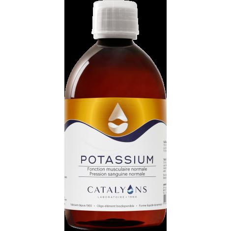 Oligo élément POTASSIUM Catalyons 500 ml Catalyons