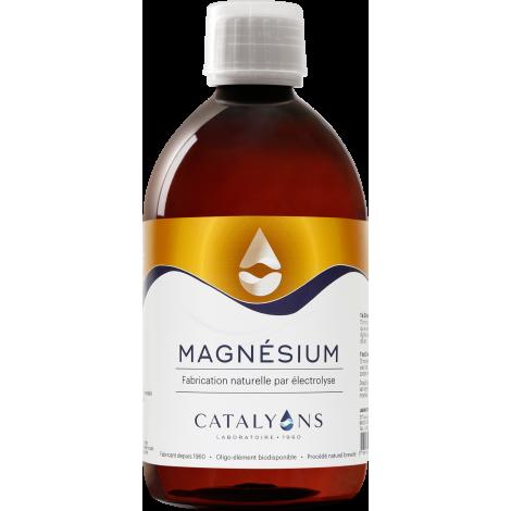 Oligo élément MAGNESIUM Catalyons 500 ml Catalyons