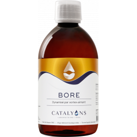 BORE oligo éléments Catalyons 500 ml Onaturel