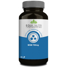 Equi - Nutri MSM Plus 700mg 90 gélules végétales Equi - Nutri