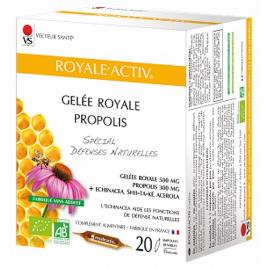 Vecteur Santé Royale Activ 20 ampoules de 10ml Vecteur Santé