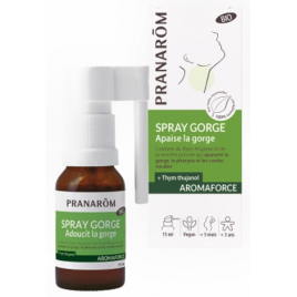 Pranarôm Spray Gorge Aromaforce 15ml Onaturel