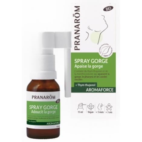 Pranarôm Spray Gorge Aromaforce 15ml Onaturel