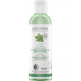 Logona Lotion clarifiante Menthe bio / Acide salicylique 125 ml Logona