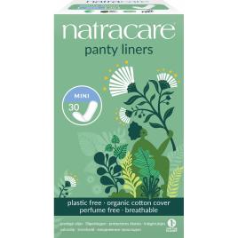 Natracare 30 Protèges slip naturels aérés Natracare