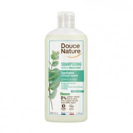 Douce Nature Shampooing Purifiant cheveux gras Eucalyptus 250 ml Douce Nature