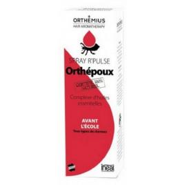 Orthebio orthépoux Spray préventif Anti poux (prévient et répulse) naturel 15ml Onaturel