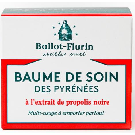 Ballot Flurin Baume de soin des Pyrénées 30ml réparateur cutané Onaturel