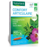 Naturland Harpagophytum Cassis Ortie Saule blanc Bio ampoules 20x10ml Naturland