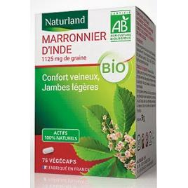 Naturland - Marronnier d'Inde bio 75 Végécaps Onaturel