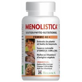Holistica Ménolistica 120 capsules Holistica