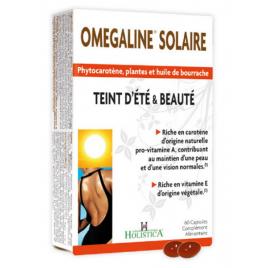 Omegaline Solaire 60 capsules phytocarotène Onaturel