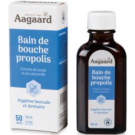 Aagaard Bain de Bouche a la Propolis 50ml Aagaard