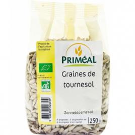 Primeal Graines de Tournesol 250g Primeal Légumineux / Céréales Bio Onaturel.fr