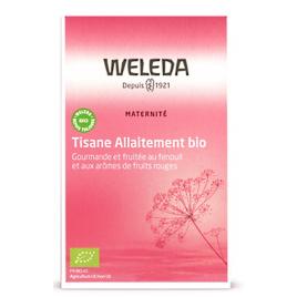 Weleda Tisane allaitement Fruits rouges Weleda